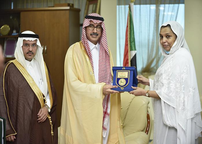 اختتم وكيل وزارة التعليم للتعاون الدولي أ.د.صالح بن إبراهيم القسومي زيارته لجمهورية السودان