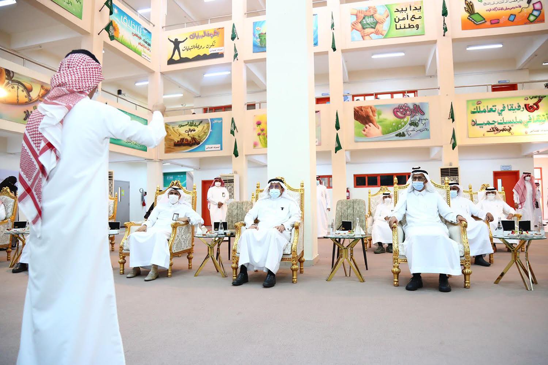 معالي وزير التعليم يتفقد اليوم مجمع الأمير فيصل بن عبد الله التعليمي التابع للإدارة العامة للتعليم بمنطقة جازان
